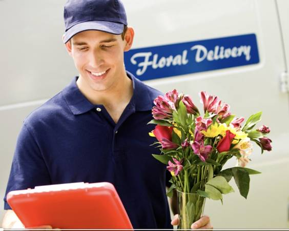 Delivery driver (flowers) (Alpharetta)