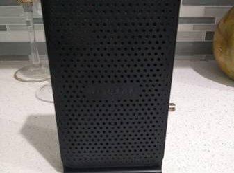 Netgear Modem/Router – $80 (West Palm Beach)