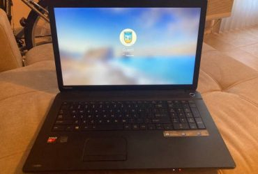 "Laptop : Toshiba Satellite C75D-A7130, 17.3"" screen – $250 (Coral Springs)"