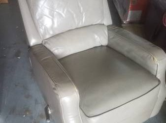 Two FREE Leather Recliners – good condition (Sunrise)