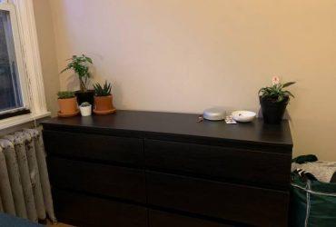 IKEA Kullen 6 Drawer Dresser (Astoria)