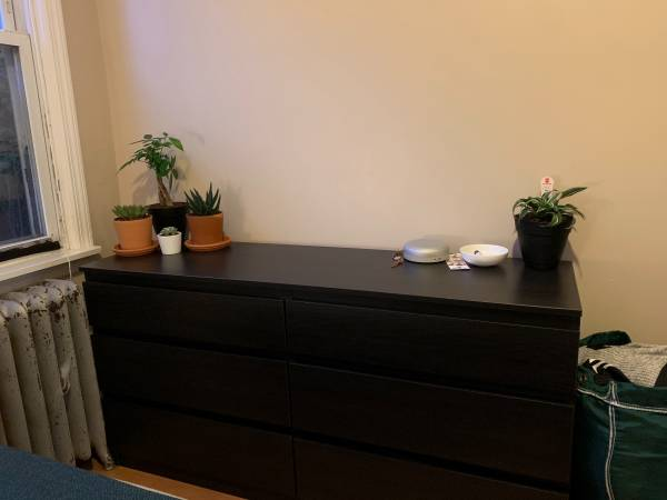 IKEA Kullen 6 Drawer Dresser (Astoria)