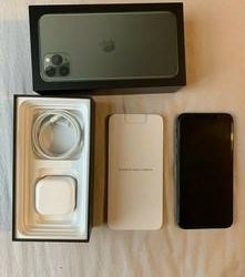 worked perfectly Apple iPhone 11 Pro – 64GB – Midnight – $500 (or+++lando)