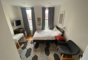 $1000 Fully Furnished/Renovated Harlem Pad. Near 2,3 train on 125th street. (Harlem / Morningside)