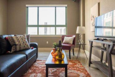$2200 / 1br – 800ft2 – Skyline Views @ 1BR Loft + Pool (San Antonio)