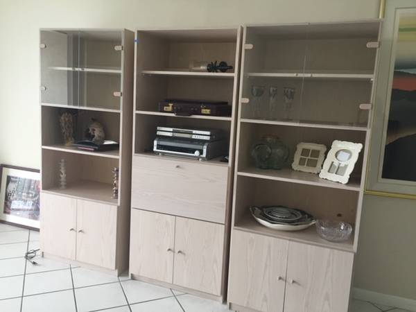 Bedroom furniture, wall unit, office furniture (Aventura)