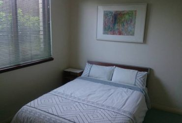 $366 / 867ft2 – Rent this if you need a private bedroom with luxurious bathroom!