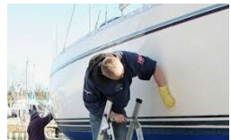 Marina looking for yard helper, cleaning boats, paint boats, laborer (Broad Channel)