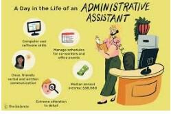 Admin Assistant (Houston)