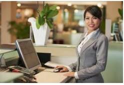 Receptionist Social media coordinator (Cooper City)