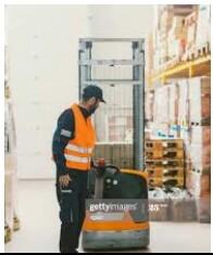 Warehouse Work..