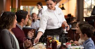 """Servers """"Busy Waterfront Location"""" (Jersey City)"""