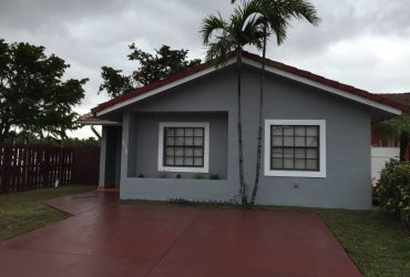 $2200 / 3br – House For Rent in Hialeah – Miami Lakes area (Hialeah – Miami Lakes area)
