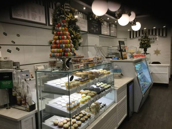 Lili's bake shop is looking to hire cupcake and cake decorator (Midtown West)