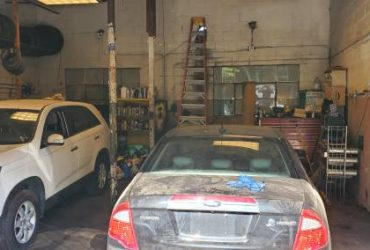 Automotive Shop Garage Labor work (SE Atlanta)