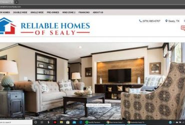 **IMMEDIATELY HIRING** Customer Service Rep at Reliable Homes of Sealy (Sealy)