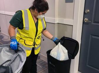 Part time Evening Valet Trash Collection – Essential Employee (Fayetteville)