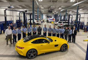 Mercedes Benz Service Dept Assistant