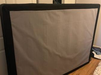 Free Queen Size Box Spring (South Tampa)