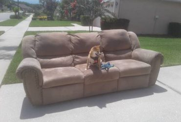 Free Couch (East Orlando/Waterford Lakes area)