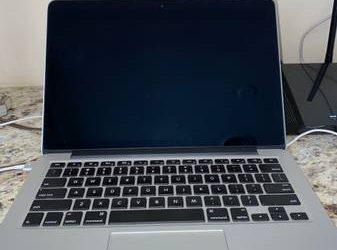 2014 MacBook 13-inch great condition – $450 (Orlando)