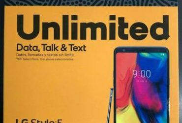 LG Stylo 5 – $100 (Fort Lauderdale)