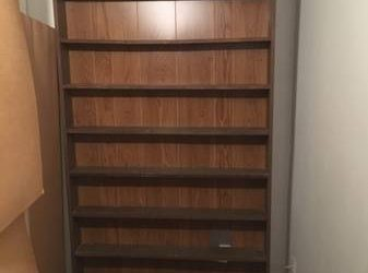 Free tall paperback bookcases (st. petersburg)