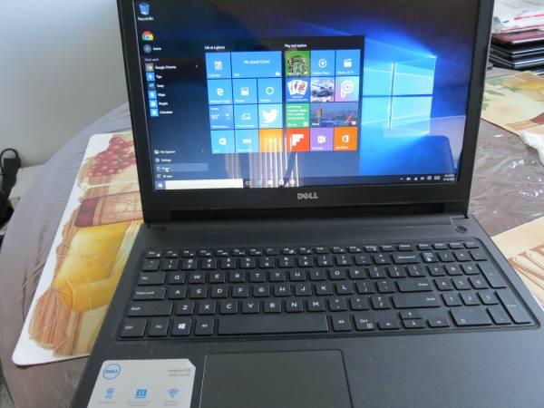 "Dell Inspiron 15 3000 15.6"" Touchscreen Laptop i3-7100U 2.4GHz 7Gen – $300"
