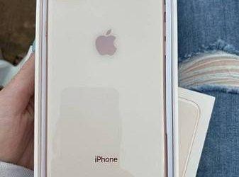 IPHONE 8 PLUS PERFECT CONDITON – $150