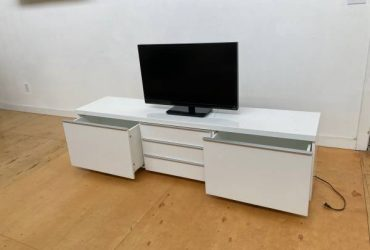 IKEA tv stand entertainment (9th/Chicon)