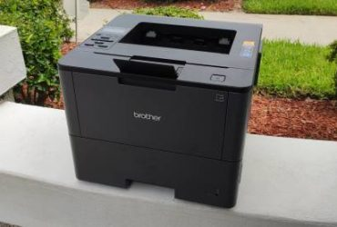 Brother monochrome laser printer, wireless, auto duplex, mobile print – $90 (Jacksonville)