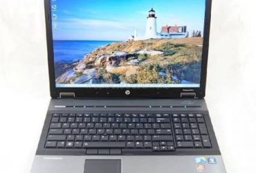 HP EliteBook 8740w Laptop (Core i7-720QM 1.6GHz, 4GB RAM, 320 HDD) Win – $225 (Orlando)