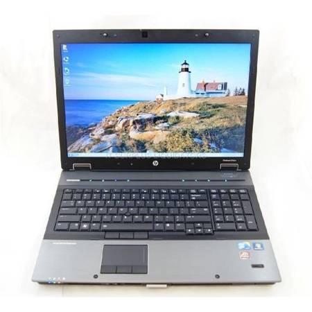 HP EliteBook 8740w Laptop (Core i7-720QM 1.6GHz, 4GB RAM, 320 HDD) Win – $225 (Orlando)