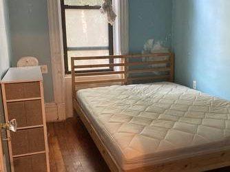 $917 Bedroom + Office in brownstone duplex (Sunset Park)
