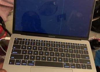 Broken MacBook Pro – $400 (hallandale)