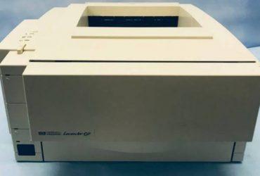 HP LaserJet 6P works great nice condition parallel port printer – $60 (Boca Raton)