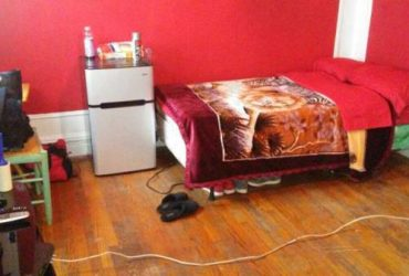 $35 A day, Bed to sleep in (Van Nest)