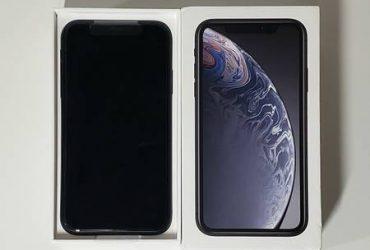 Apple iPhone XR Black – $500 (Clermont)