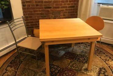 FREE APARTMENT FURNITURE (pick up today, 7/30, only!!) (Harlem / Morningside)