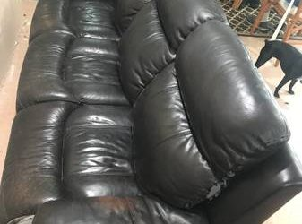 FREE couch with recliners built in (SantaFe)
