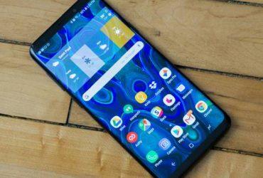 Unlocked Samsung Galaxy S8+ 64gb Orchid Gray – $400 (Hunter Creek)