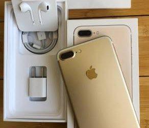 NEW Condition Apple iPhone 7 Plus (Factory Unlocked) Bundle – $300 (Miami Shores)