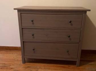 IKEA Hemnes 3 Drawer Dresser (Upper West Side)