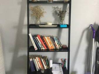Leaning Bookshelf (Brooklyn)