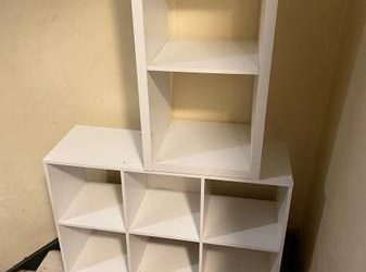 Free shelving unit (New York)