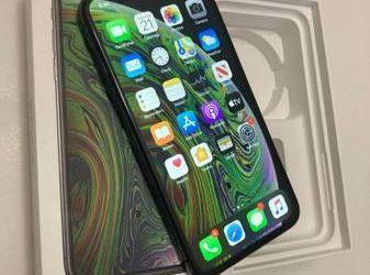 iPhone XS 256gb Factory Unlocked – $420 (Aventura)