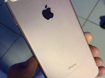 iPhone 7 Plus 128gb Rose Gold Unlocked w/Original Box, Charger & Cable – $315 (Coral Gables)