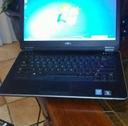 DELL E6440 LAPTOP i5 QUAD CORE – $150 (Broward County)