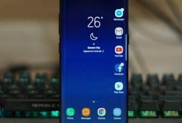 Unlocked Samsung Galaxy S8 64gb Midnight Black – $325 (Lake Mary)