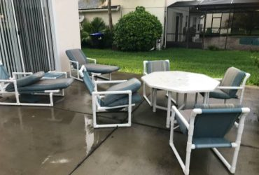FREE patio set (Ocita)